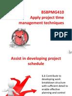 BSBPMG410 PowerPoint Slides V1.0