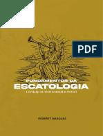 eBook Fundamentos Escatologia