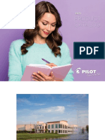 2021 Product Catalog Pilot