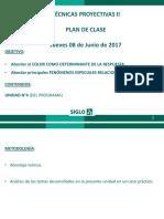 8va clase.- EL COLOR COMO DETERMINANTE Y FENOMENOS ESPECIALES ASOCIADOS AL COLOR- TÉCNICAS PROYECTIVAS II. 08.06.2017 Lic. Yuri Iván JURKYW.-