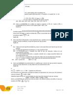 RESOLUÇÃO Teste 1 1P 9ºano