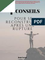 Guide Rupture - Jean Laval