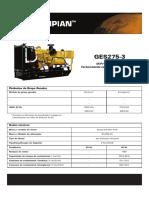 PP Gerador -275kVA-Spec-Sheet PT