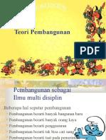 PPT Teori Pembangunan 333