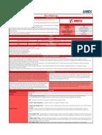 Hero MotoCorp_Process Cheatsheet