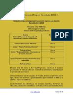 Curso de preparación para el examen de ingreso a la función docente 2017-2018