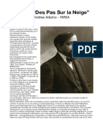 Analisi Tac Debussy