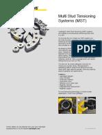 Hydratight Multi Stud Tensioning Systems (MST)