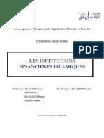 Les Institutions Financières Islamique (2) (1)