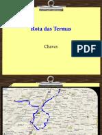 11 - Rota das termas - Vila Real
