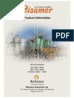 Reliance - cisamer_butadiene