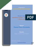3. Anestésicos Locales - Aminoamidas y Benzocaína -  Manuel FH