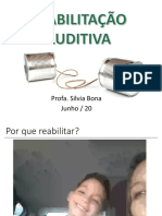 AULA 8- Reabilitação Auditiva Alunos