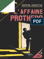 Agatha Christie - L-affaire Protheroe