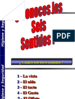 Los 6 sentidos II