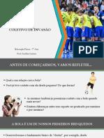 Futsal - Surgimento e Fundamentos