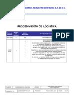 Msm-pro-lo-01 Procedimiento de Logistica