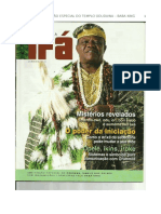 Revista IFA,Babá King