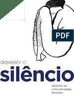 Desvestir o Silêncio, Desenhar-se Como Estatégia Feminista - Annalau