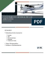 Conocimiento General de Las Aeronaves I