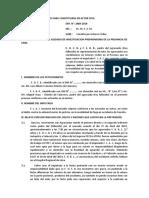 16.- Modelo de Solicitud Para Constituirse en Actor Civil
