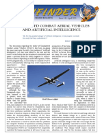Main 5 PF242 Uninhabited Combat Aerial Vehicles and Artificial Intelligence