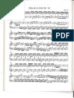 Bach WohltempKlav2-6Präludium6-s1