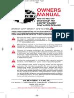 Mossberg Shockwave Owner Manual