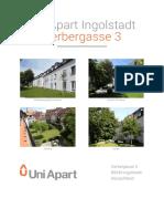 Uni Apart - Ingolstadt - Gerbergasse 3 DE
