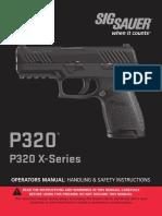 Sig P320 Owner Manual