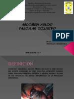 SINDROME VASCULO-OBSTRUCTIVO