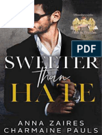 Sweeter Than Hate #0.5 - Anna Zaires & Charmaine Pauls