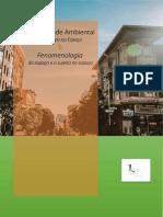 FENOMENOLOGIA E A CONSCIÊNCIA DO SUJEITO NO ESPAÇO CONSTRUÍDO