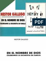 n El Nombre de Dios Nestor Gallego