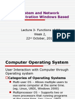 Functions of OS (1)