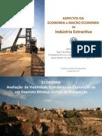 Aspectos Da Avaliação Económica de Um Depósito Mineral IST