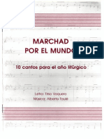 Marchad Por El Mundo, Alberto Taule