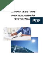 Apostila Designer Sistemas Fotovoltaicos R07