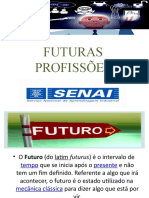 FUTURAS PROFISSÕES