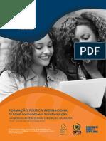 Apostila Comércio internacional e a inserção brasileira