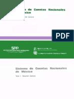 Sistema de Cuentas Nacionales de México Resumen General by Secretaría de Programación y Presupuesto (Z-lib.org)
