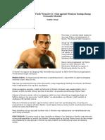 Nonito The Filipino Flash Donaire Jr. wins against Mexican boxing champ Fernando Montiel