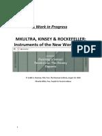 MKULTRA, Kinsey & Rockefeller