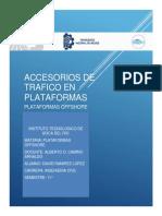 ACCESORIOS DE TRAFICO EN PLATAFORMAS