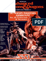 Dungeon Masters Assistant, Vol. II