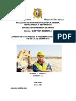Semana 13 gestion minera