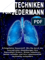Benjamin Hagenbach -  Atemtechniken für jedermann