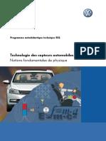 SSP 501 Technologie des capteurs automobiles