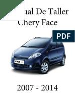 Manual de Taller Chery Face (2007-2014) Español