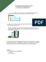 ATIVIDADE VIRTUAL DE HIDRODINÂMICA 2020.1-3